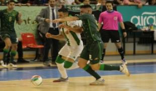 e18423c36 El Córdoba CF Futsal, pese al excepcional derroche físico, cae ante un Real Betis  Futsal que tiró de oficio y que aprovechó las concesiones en las jugadas ...