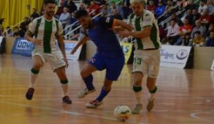 b5f5ff92b El Córdoba CF Futsal despide con tablas en Zaragoza la liga regular. El  Real Betis, todopoderoso de la categoría, será el rival de los de Maca en la  primera ...