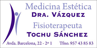 Fisioterapeuta Tochu Sánchez